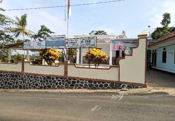 Informasi Penyelenggaraan Pemerintahan Desa ( IPPD) Tahun 2020